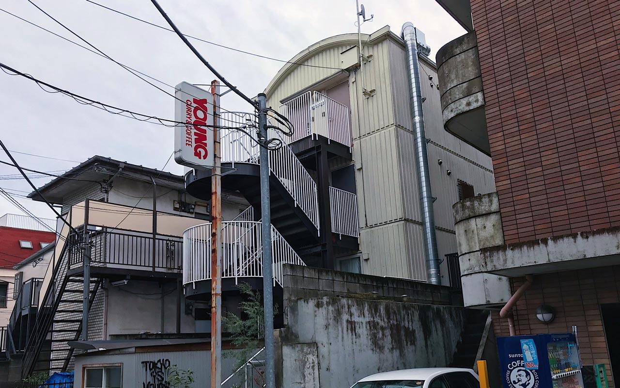 gray building in tokyo