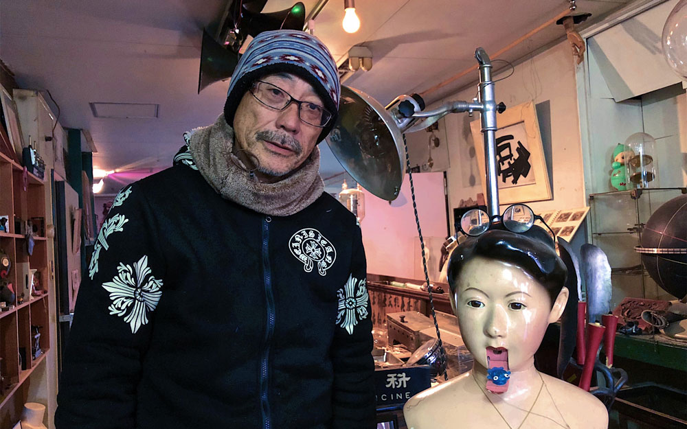 owner of chaos room sunamoto matsuo