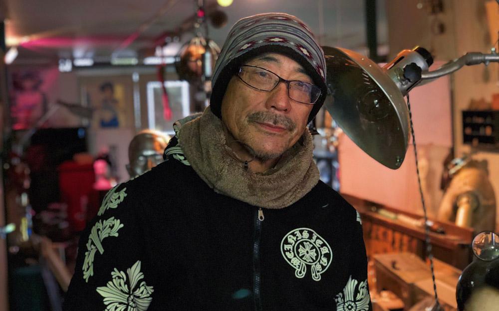 sunamoto matsuo creator of chaos room