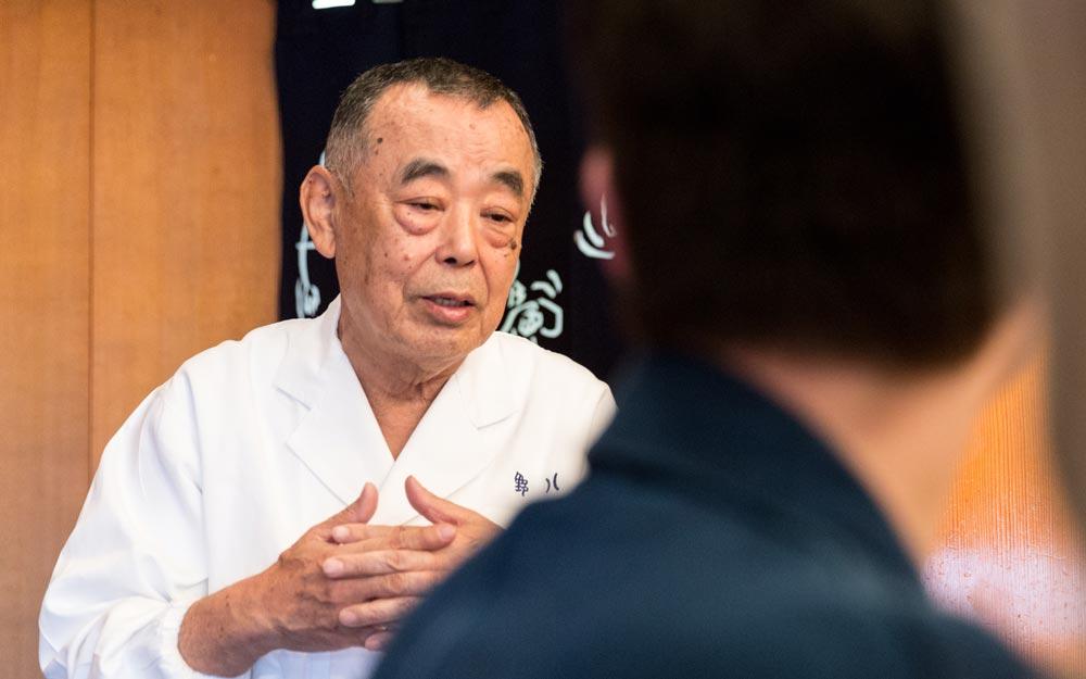 sushiya no nohachi owner