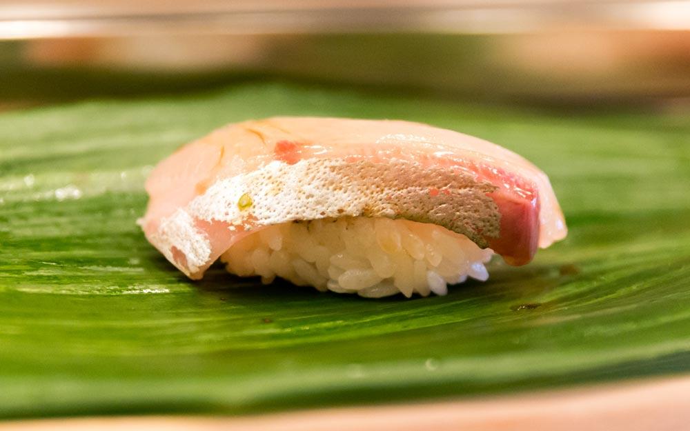 shima aji sushi