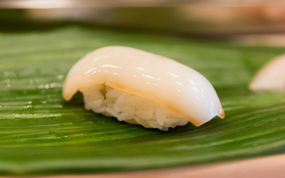 sumi ika sushi