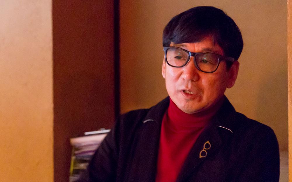 nagasawa the owner of chouchou popon
