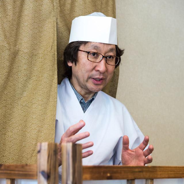 owner of umebachiya soichi maruyama