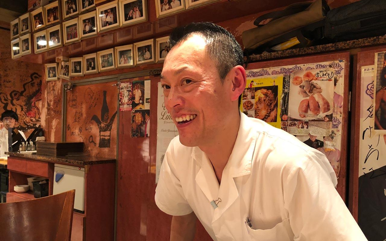 yakiniku meimon spokesman yakki-san