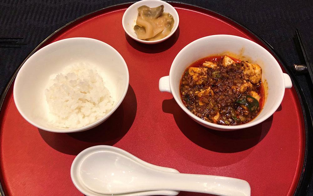 mabodofu made by iron chef chinese